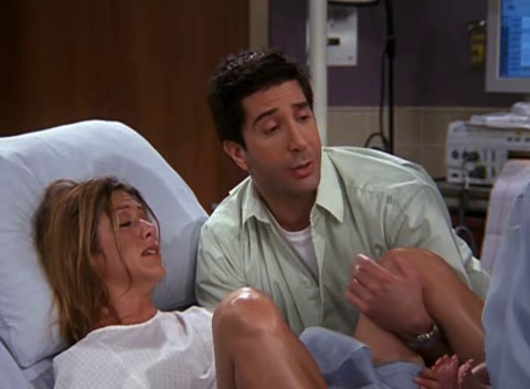 Friends how long were ross and rachel together