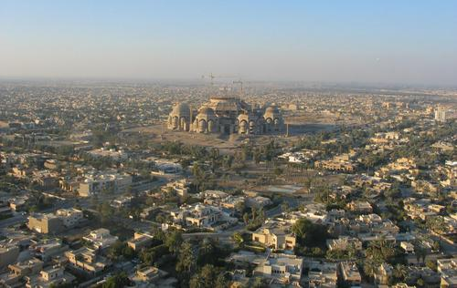 A view in Iraq