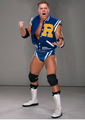 Alex Riley promo WWE