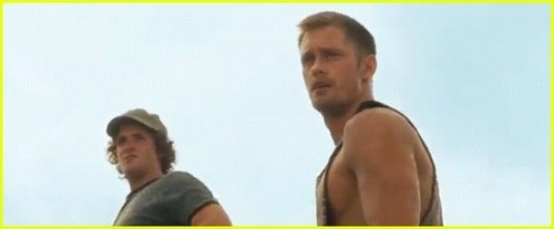 Alexander Alexander Skarsgard & Kate Bosworth: 'Straw Dogs' Trailer!