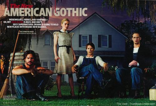 American ゴシック