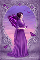 Amethyst - February birthstone - aquarius photo