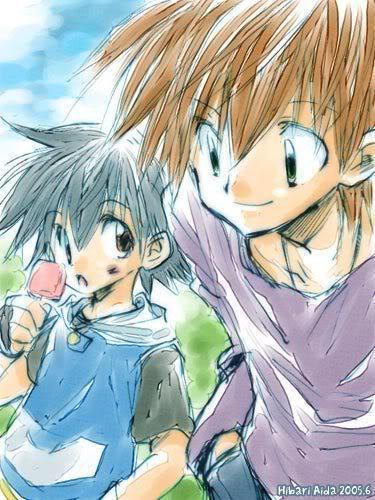 Ash & Gary <3