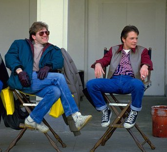 BTTF Behind the Scenes with Robert Zemeckis