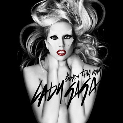 Lady Gaga wallpaper entitled Born This Way Fanmade Single Covers