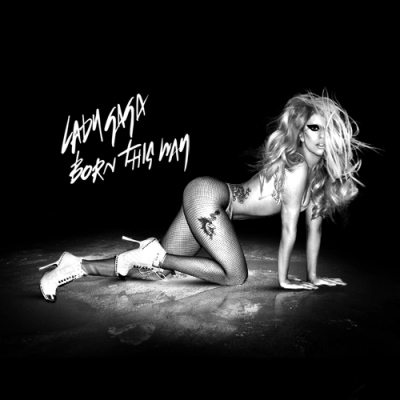 Born This Way Fanmade Single Covers