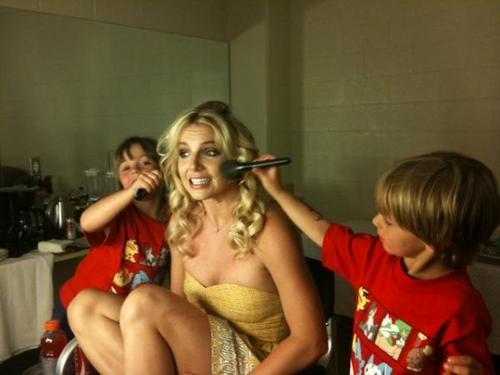 Britney Femme Fatale