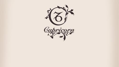 CAPRICORN Menu