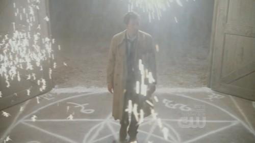 Cas - Supernatural