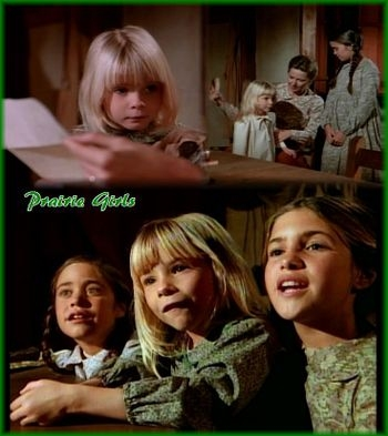 Cassandra, Grace & Carrie - carrie-and-cassandra-ingalls Fan Art