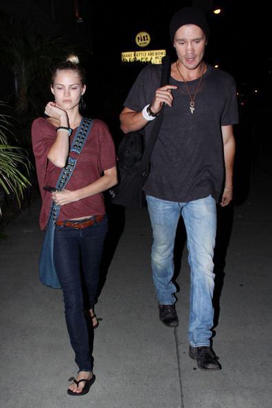 Chad Michael Murray and  Kenzie Dalton in Los Angeles - chad-michael-murray photo
