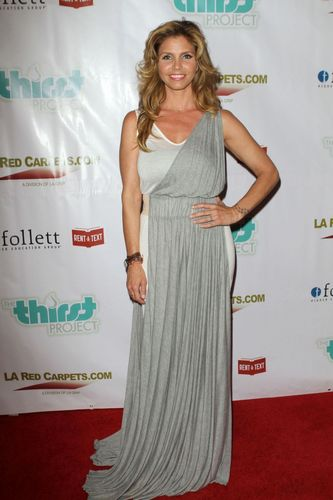 Charisma CarpenterAtThe 2nd Annual Thirst Project Gala