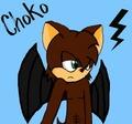 Choko the bat