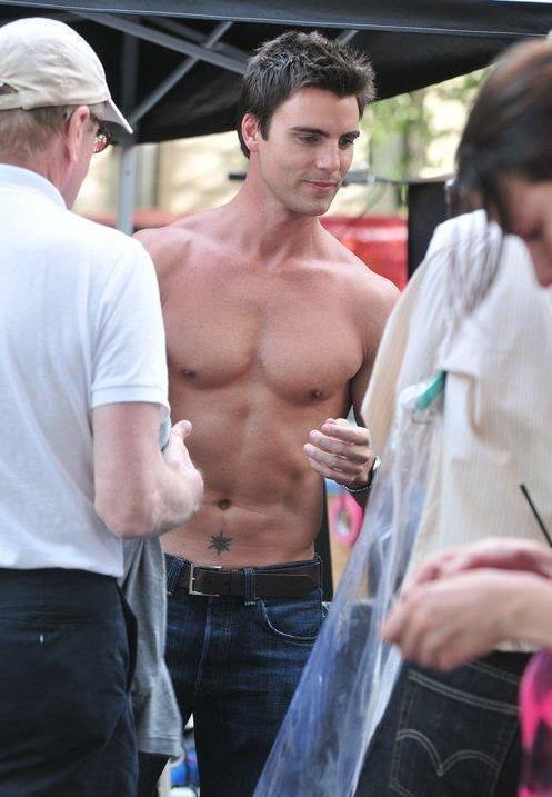 Colin egglesfield looks like tom cruise