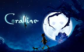 Coraline the kertas dinding