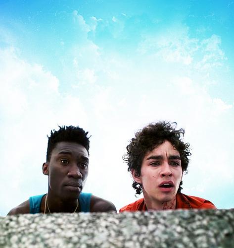 Curtis & Nathan