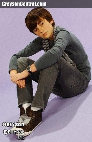 Cute Greysie<Greyson>