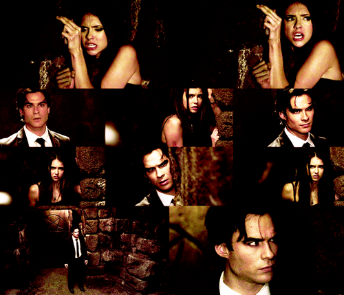 Damon and Katherine - damon-and-katherine Photo
