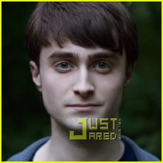 Daniel Radcliffe: bahagian, atas 5 kegemaran Books!
