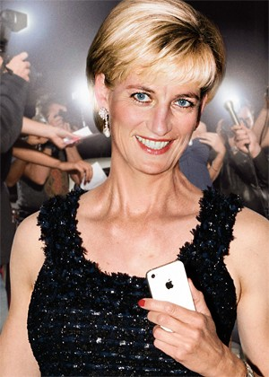 Diana digitally brought back to life for her 50th birthday