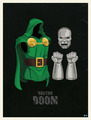 Doctor Doom COS - dr-doom fan art
