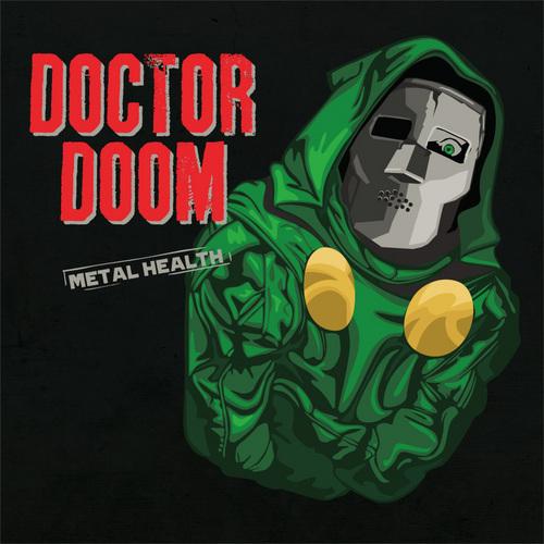 Doctor Doom Metal Health