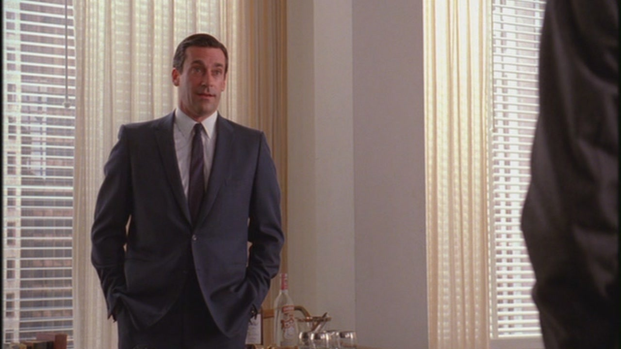 The 20 Best Mad Men Outfits Ever Ranked  esquirecom