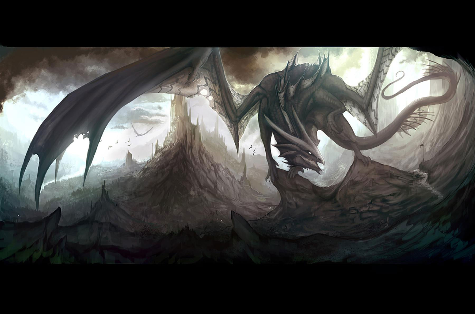 Dragons images Dragon rage HD wallpaper and background photos ... Dragon