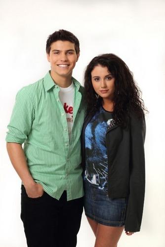 Drew and Bianca