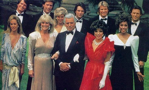Dynasty - Cast - dynasty Photo