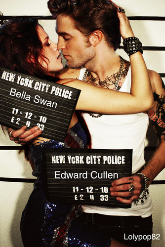 Edward and Bella arrested