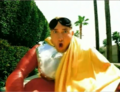 Eminem - The Real Slim Shady - music screencap