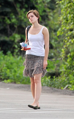 Emma Watson in The Perks of being a wallflower