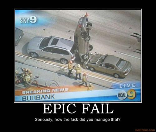 Epic Fails XD