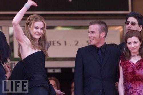 Ewan, Nicole & Eve !