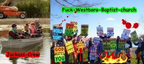 FUCK Westboro Baptist Church - i প্রণয় Ryan Dunn