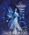 Fairies In Blue