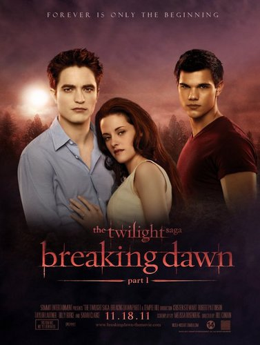 tagahanga Made Breaking Dawn poster