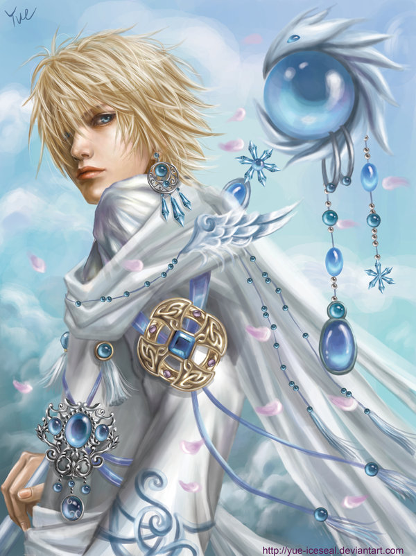 Fantasy Images Fantasy Ice Wizard Hd Wallpaper And Background Photos