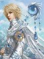 Fantasy Ice Wizard