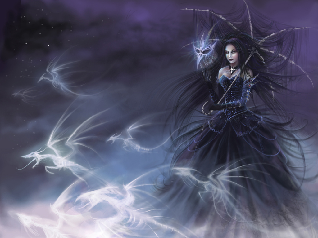 Fantasy achtergrond