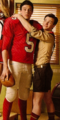 Finn &amp; Kurt Glee promo&lt;3 - cory-monteith-and-chris-colfer photo
