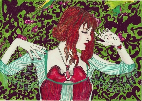 Florence + The Machine fã Art