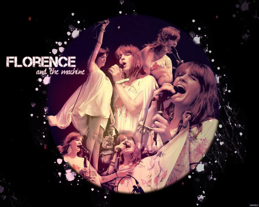 Florence + The Machine shabiki Art