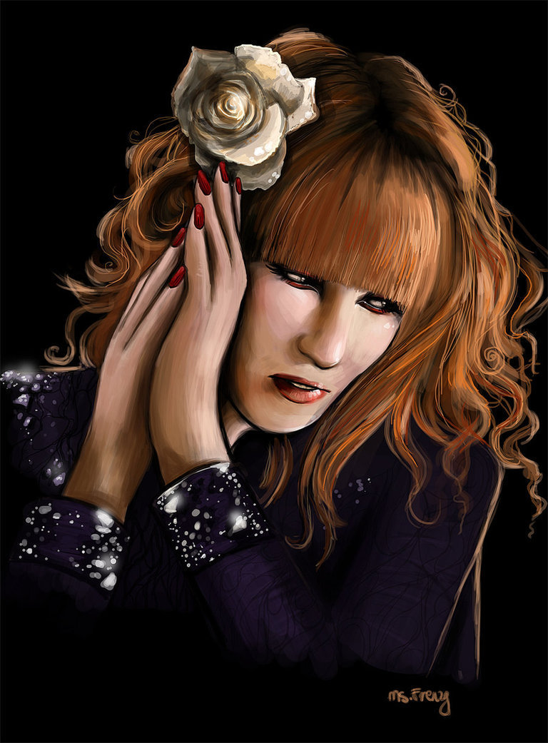 Florence + The Machine shabiki Art