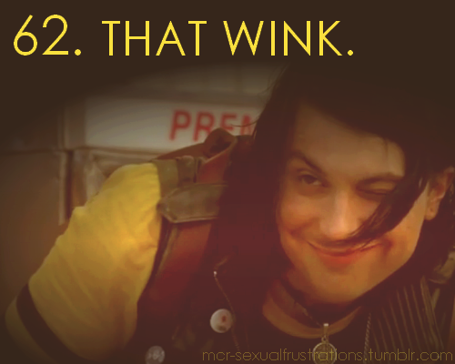 Frank Iero wallpaper entitled Frank - Sexual Frustrations