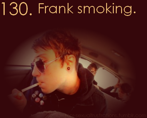 Frank - Sexual Frustrations