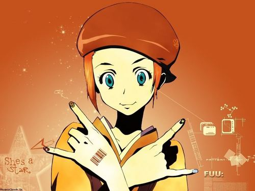 Fuu jeruk, orange