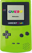 The 90s wallpaper called Game Boy Color green