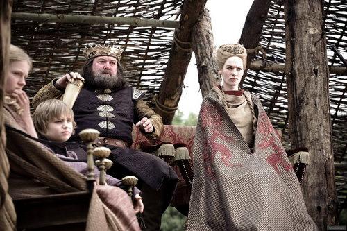 Robert & Cersei